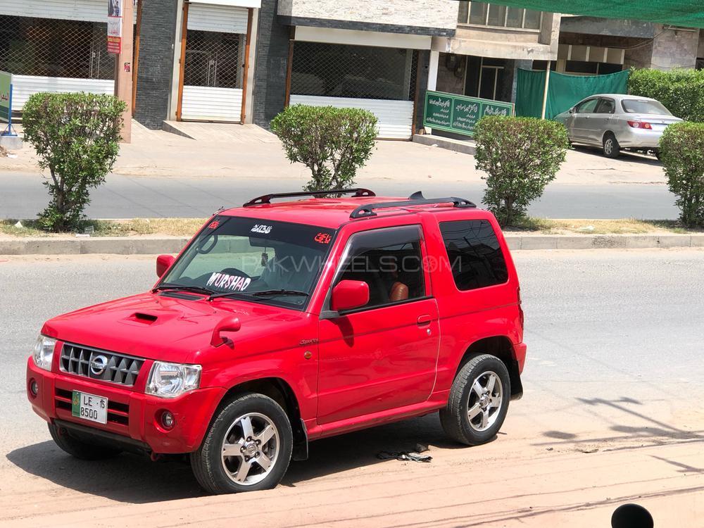 Nissan Kix 2009 Image-1