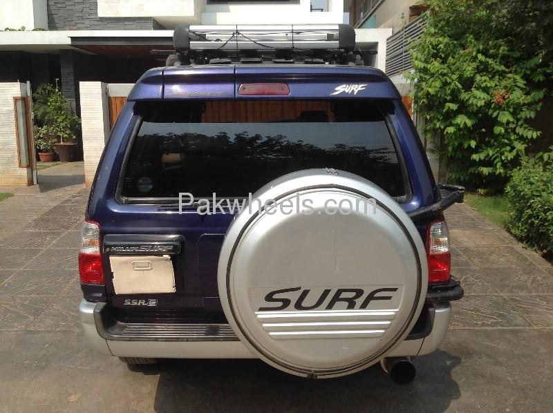 Toyota Surf SSR-G 3.4 1996 Image-6