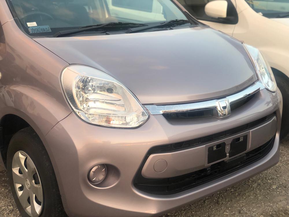 Toyota Passo + Hana 1.0 2015 Image-1