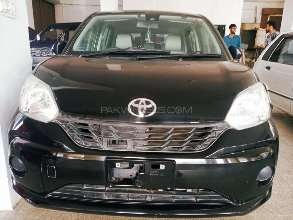 Toyota Passo X L Package 2017 Image-1