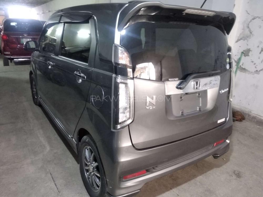 Honda N Wgn Custom G 2015 for sale in Lahore   PakWheels