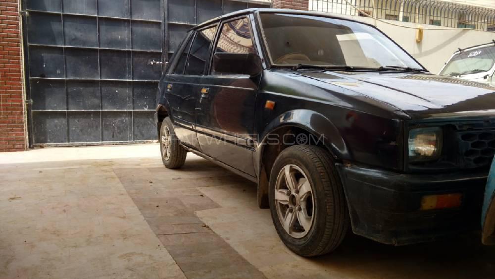 Daihatsu Charade Cs 1983 For Sale In Karachi Pakwheels