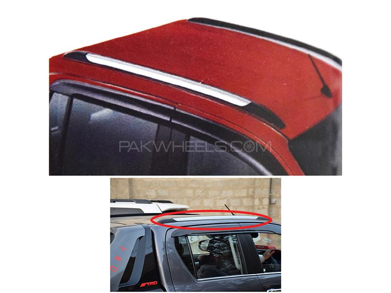 Roof Rail For Toyota Revo 2016-2019 Image-1