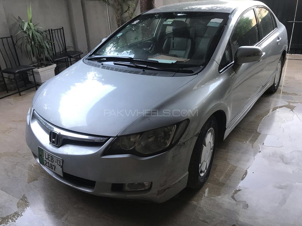Honda Civic Hybrid Mxst 2007 For Sale In Lahore Pakwheels