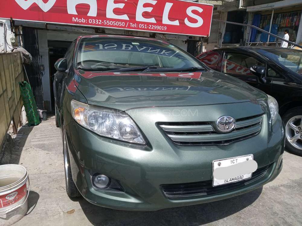 Toyota Corolla Altis SR Cruisetronic 1.6 2010 Image-1