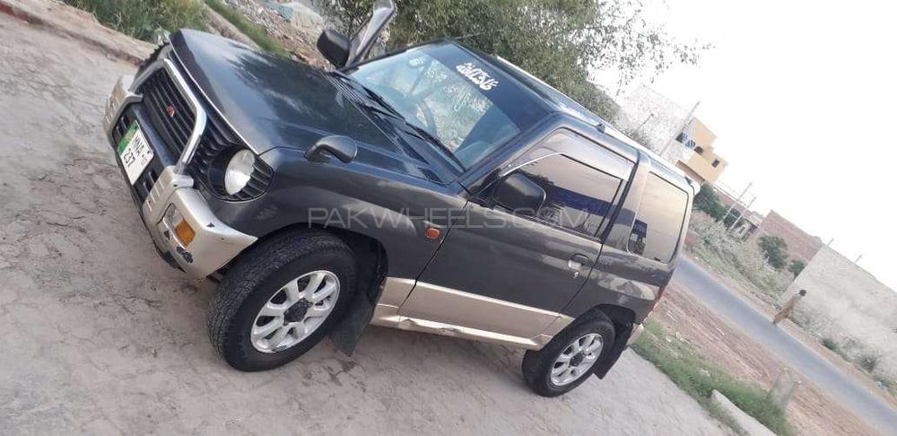 Mitsubishi Pajero Mini Limited 1997 Image-1