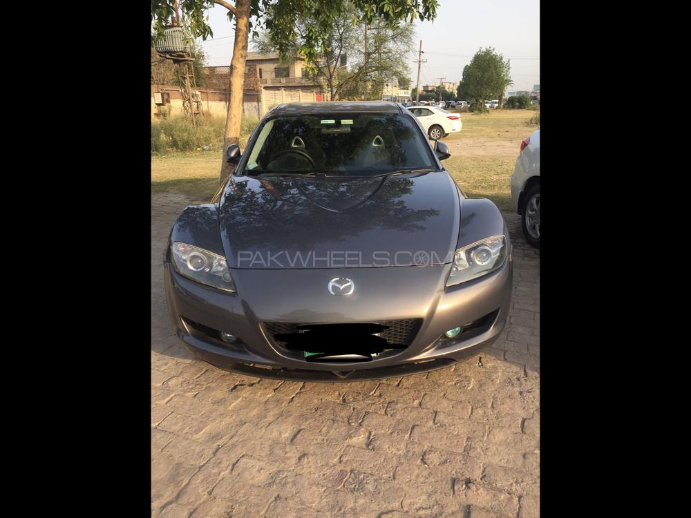 Mazda RX8 2006 Image-1