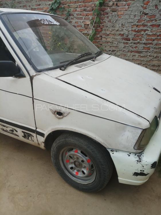 Suzuki Mehran VX 1993 Image-1