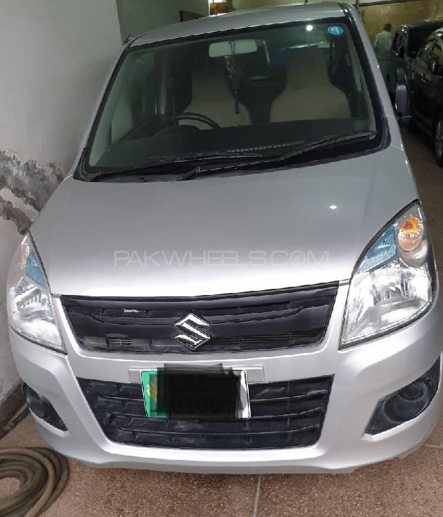 Suzuki Wagon R VXR 2017 Image-1