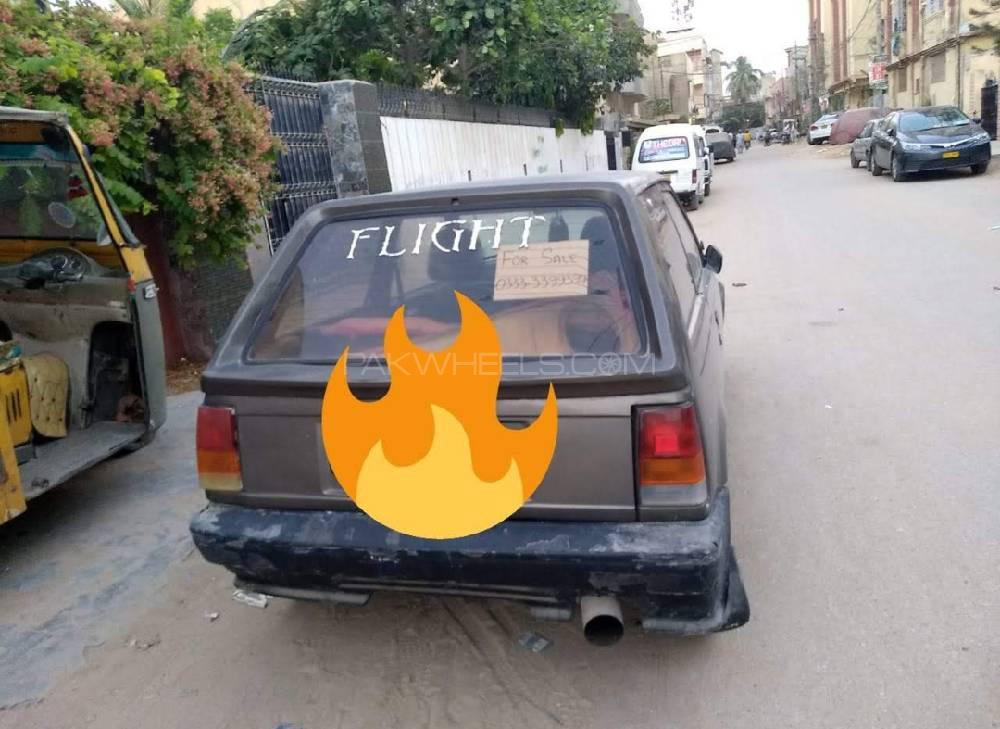 Daihatsu Charade Detomaso 1985 For Sale In Karachi Pakwheels