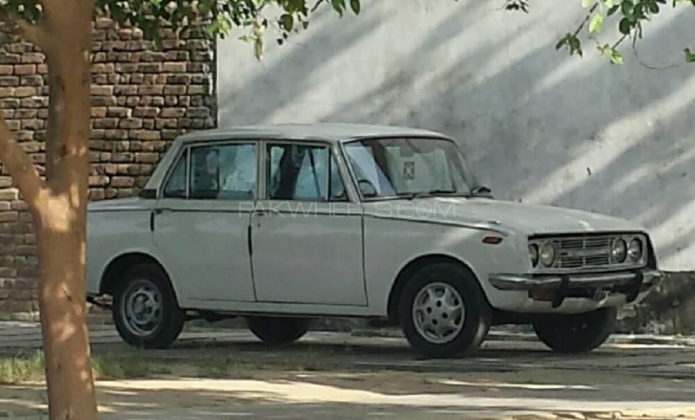 Toyota Corolla 1967 Image-1