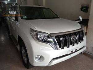 PRADO TX  NEW SHAPE MODEL 2013 UNREGISTER