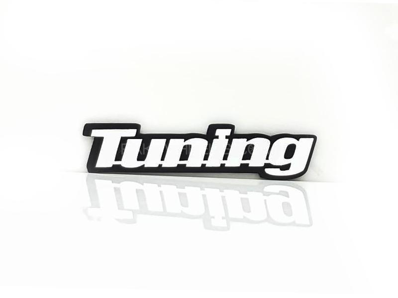 Tuning Plastic Pvc Emblem Image-1