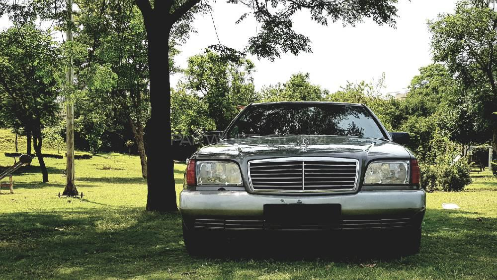 Mercedes Benz S Class 300SEL 1992 Image-1