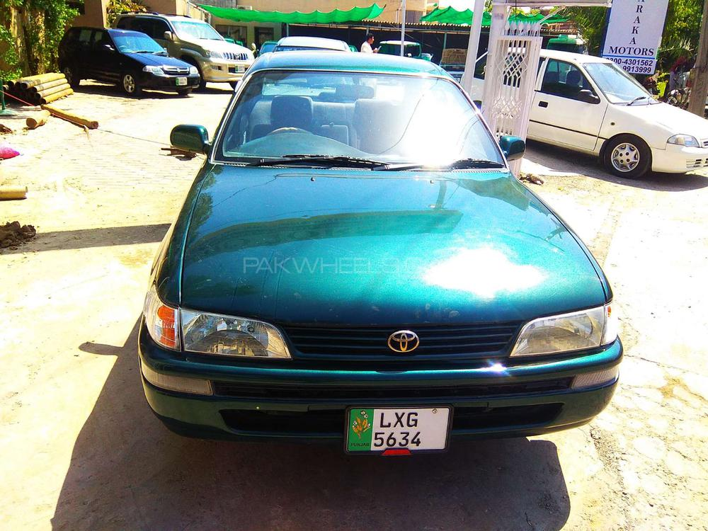 Toyota Corolla GLi 1 6 1998 for sale in Lahore   PakWheels