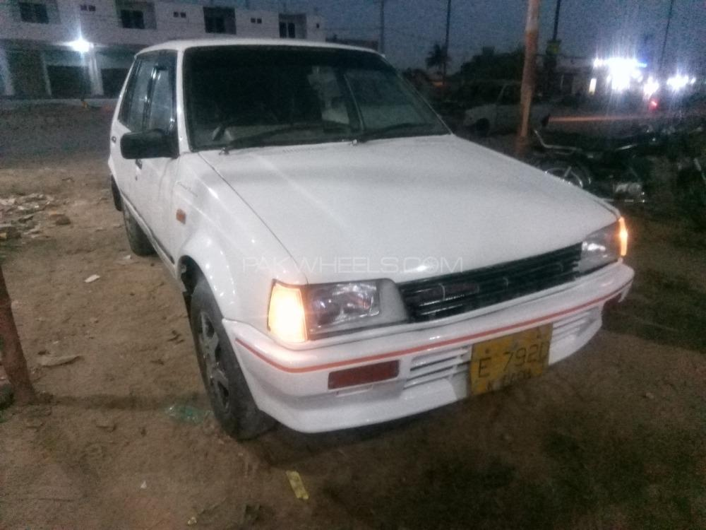 Daihatsu Charade Cx 1986 For Sale In Karachi Pakwheels