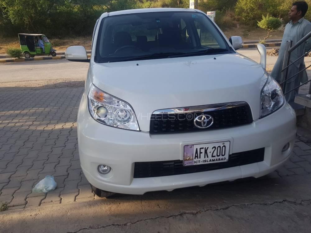 Toyota Rush 2013 Image-1