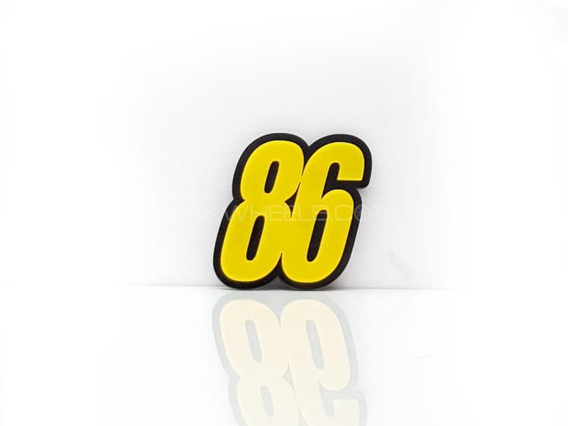 86 Plastic Pvc Emblem Image-1