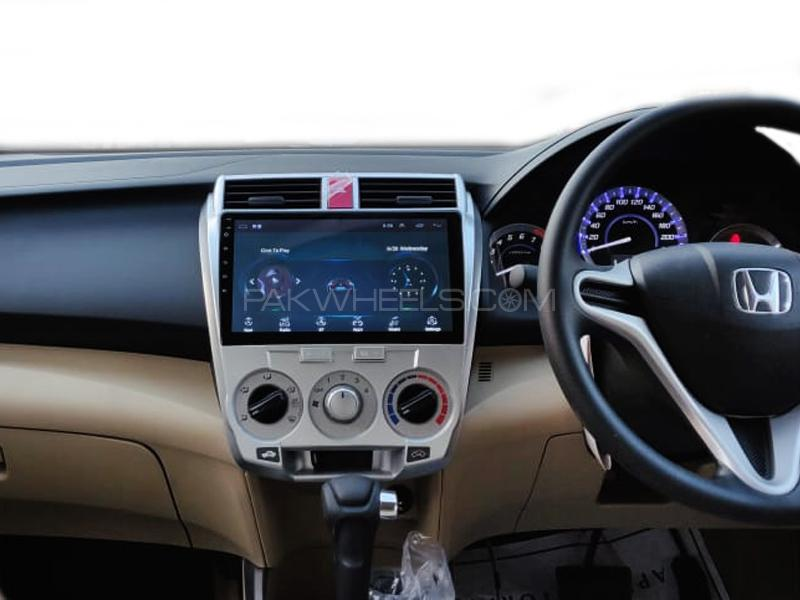 Android Headunit With Multimedia Buttons For Honda City 2009-2020 in Lahore