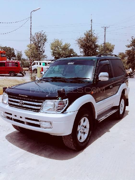 Toyota Prado 2002 Image-1