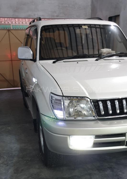 Toyota Prado TZ 3.0D 2001 Image-1
