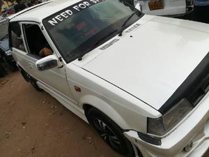 White Daihatsu Charade Cars For Sale In Karachi Verified Car Ads