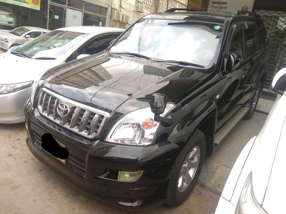 Toyota Prado TX Limited 2.7 2006 Image-1