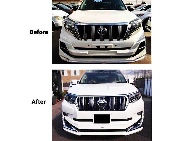 Toyota Prado Face Lift Conversion Body Kit - 2012-2019  Image-1