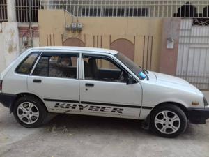 White Suzuki Khyber Cars For Sale In Karachi Verified Car Ads