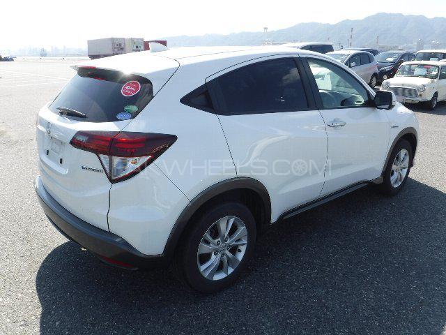 Honda Vezel Hybrid X 2018 Image-1
