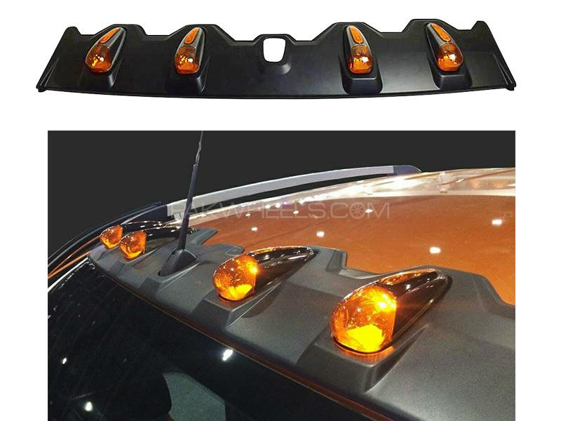 Isuzu D-Max LED Roof Spoiler For 2018-2019 in Karachi
