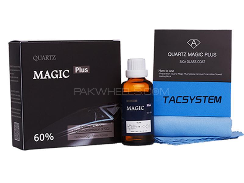 Tac System Quartz Magic Plus Kit Set Image-1