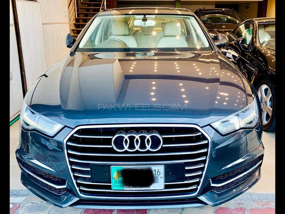 Audi A6 1.8 TFSI Business Class Edition 2016 Image-1