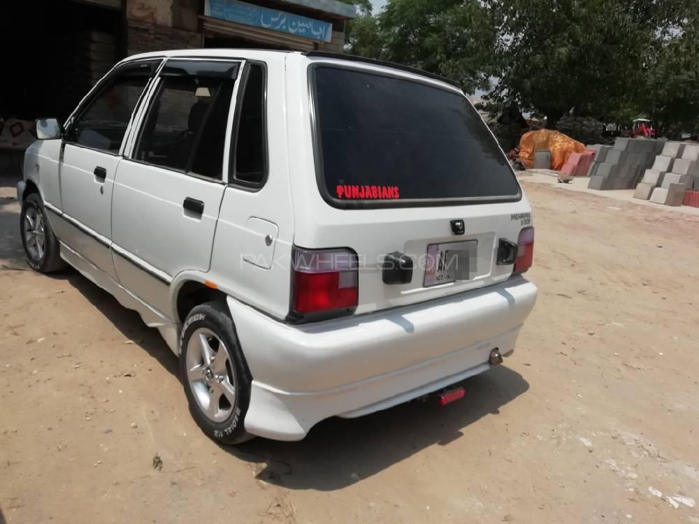 Suzuki Mehran VXR Euro II (CNG) 2017 for sale in Islamabad | PakWheels