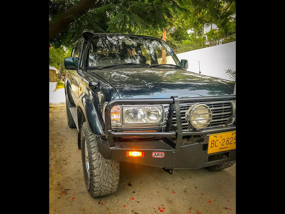 Toyota Land Cruiser VX Limited 4.5 1992 Image-1