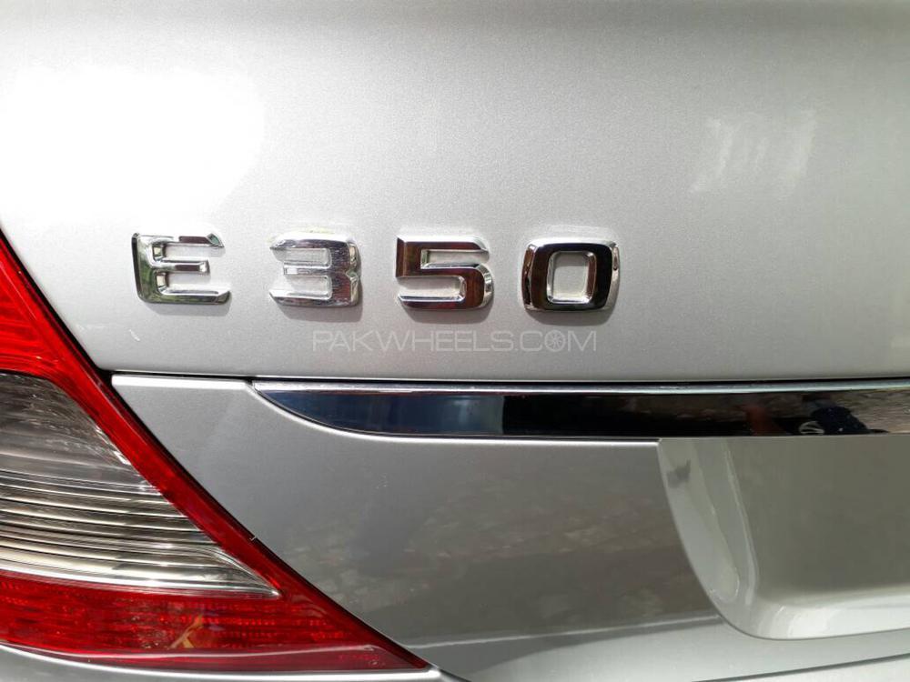 Mercedes Benz E Class E320 2008 Image-1