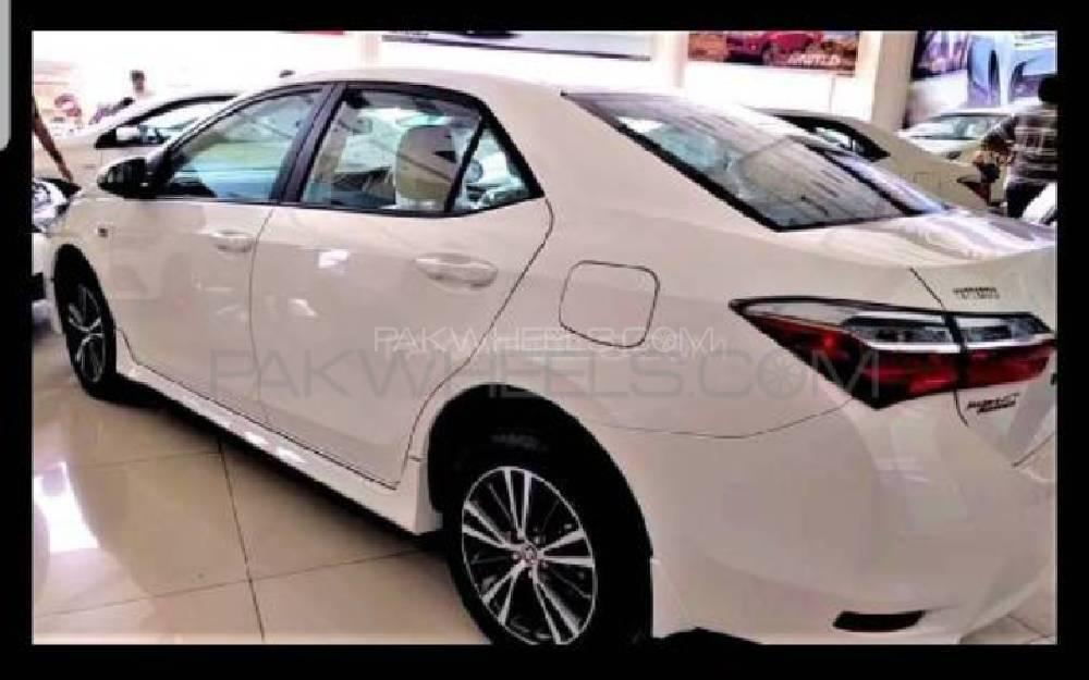 toyota corolla altis automatic 1 6 2019 for sale in faisalabad
