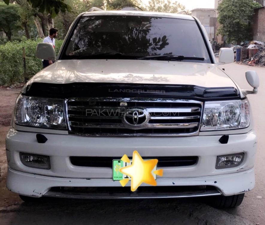 Toyota Land Cruiser VX 4.7 2000 Image-1