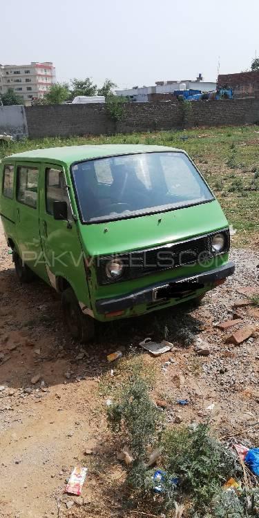 Suzuki Bolan 1979 Image-1