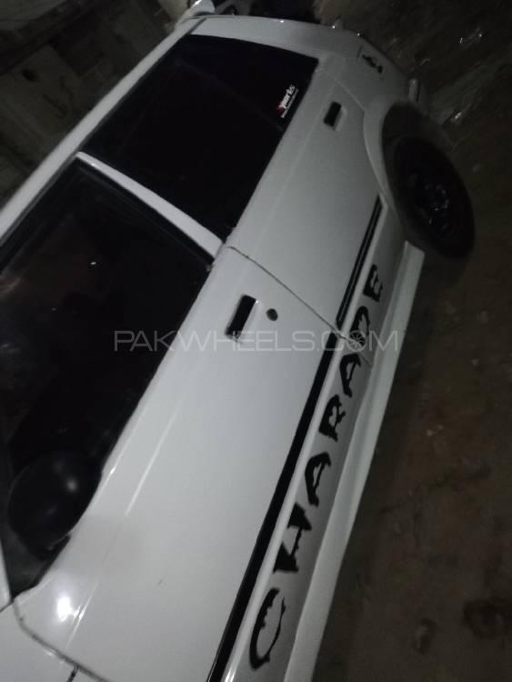 Daihatsu Charade Detomaso 1986 For Sale In Karachi Pakwheels