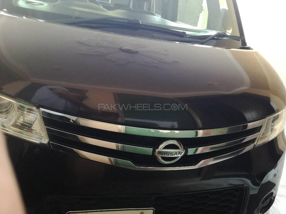 Nissan Roox HIGHWAY STAR TURBO URBAN SELECTION LIMITED 2011 Image-1
