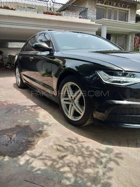 2016 Audi A6 3 0t Interior: Audi A6 1.8 TFSI Business Class Edition 2016 For Sale In