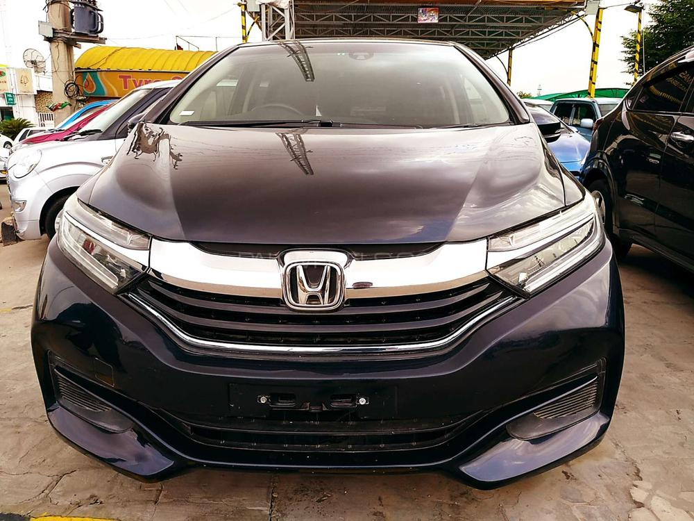 Honda Fit 1.5 Hybrid Base Grade  2016 Image-1