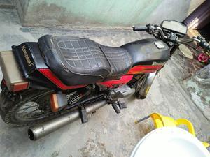 Kawasaki GTO 125 Bikes for Sale in Pakistan   PakWheels
