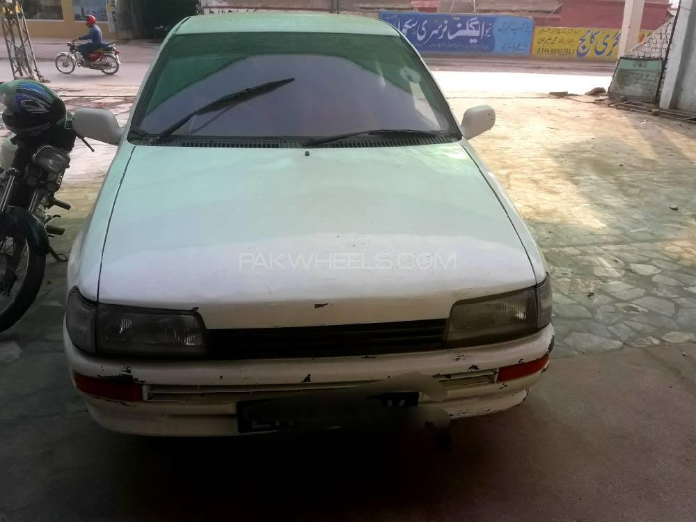 Daihatsu Charade 1990 Image-1
