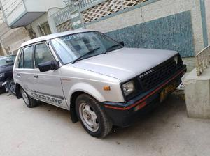 Silver Daihatsu Charade Cars For Sale In Pakistan Verified Car Ads