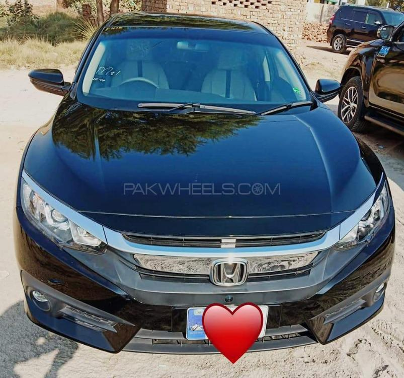 Honda Civic Oriel 1.8 I-VTEC CVT 2018 For Sale In Kot Addu