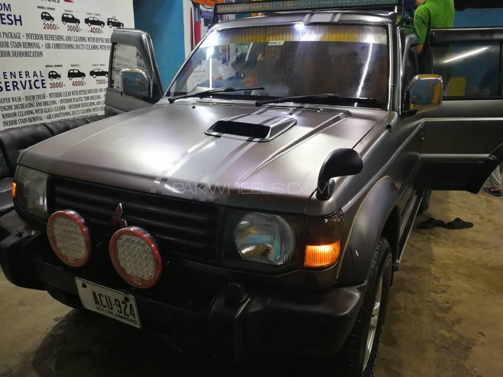 Mitsubishi Pajero Exceed 3.5 1992 Image-1
