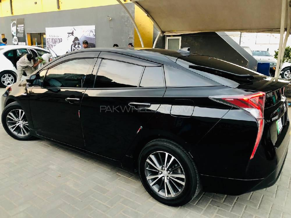 Toyota Prius S Touring Selection 2019 Image-1