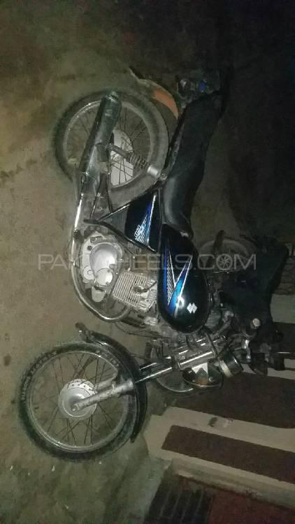 Used Suzuki GS 150 2003 Bike for sale in Karachi - 248082 | PakWheels